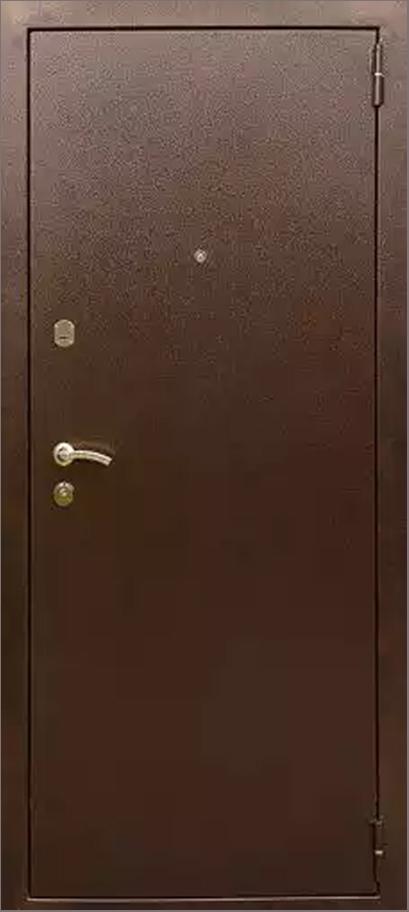 входные двери медный антик